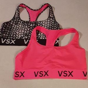 VSX sports bra bundle